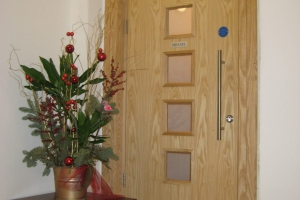 Fire doors are available in both standard and non-standard sizes and all are made to order.