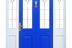 Timber Doors - Manufactured and Fitted by Bonmahon Joinery Ltd.