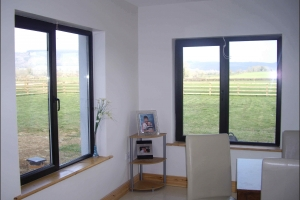 Tilt & Turn uPVC Windows Manufactured & Fitted by Bonmahon Joinery